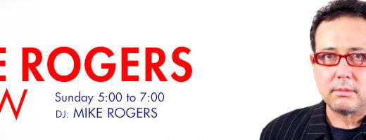 日曜の朝はオールドロックなラジオ番組「THE MIKE ROGERS SHOW」でゆったりと休日を始めよう