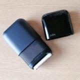 「ブラウン モバイルメンズシェーバー M-1001」レビュー /  2台目シェーバーに!小型でパワフル、フラットなデザインが特徴の電気シェーバー
